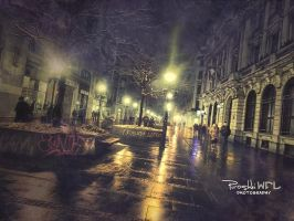 Knez Mihailova by Piroshki-Photography