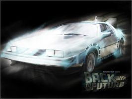 Back To The Future by Knight-Atack