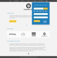 Translations Place Website by DragosM