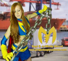 Introducing Kayt as Mindy Marvel on PSW by Project-Superwoman