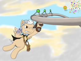 Request: Halo in the Fray by thepiplup
