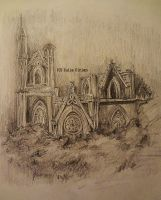 Illusive Cathedral by classicfan