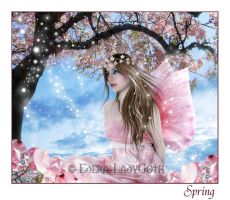 Spring by edera-ladygoth