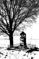 the chapel in winter by Su58