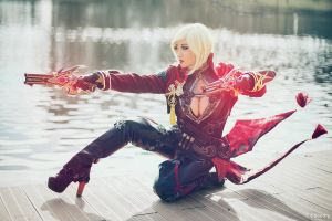Aion - Gunner -02- by beethy