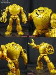 Custom SHIELD Mandroid action figure by Jin-Saotome