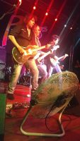 Pat Travers Band Concert by fractalyst