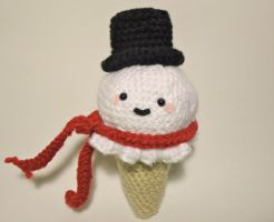 Snowman Sweetie by nastyindustries