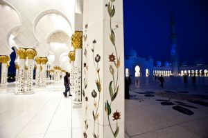 Sheik Zayed Mosque II by Mezzn