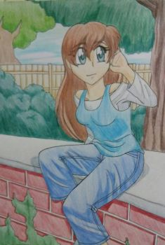 Sazuka in the Summer by SazukaXDeidara4Ever