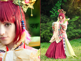 Kougyoku Ren : Magi the labyrinth of magic by KICKAcosplay