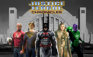 Justice League Chronicles: A Flashpoint Paradox. by Camo-Flauge