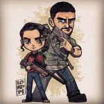Lordmesa Role Call: The Last Of Us by lordmesa