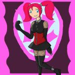 Pinky Kinky by couger49