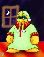 Sleepy DeDeDe by Meteor-05