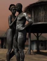Monique-And-Darius-From-Yehg by V3Digitimes