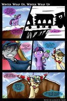 Winter Wrap Up, Winter Wrap Up by Tailzkip