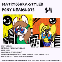 $4 commissions sheet by lunaismostkawaii