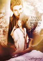Amanda Seyfried and Max Irons by AlyssaCollins