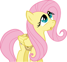 Fluttershy WUT by Archonitianicsmasher