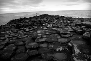 Nordlys - Giant's Causeway pt.III by CleaLlyfr