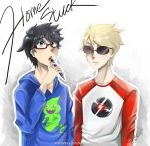 HOMESTUCK by krakuyaaa-kon