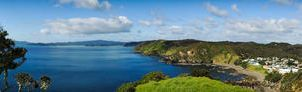 The Bay of Islands Coast III by Ajumska