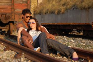 Railway Romance Stock 20 by Storms-Stock