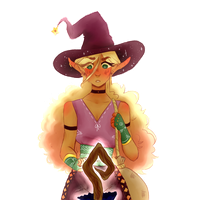Taako Bell by intervitalCinerate