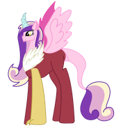 MLP Royal Adopt for VittoriaRock by MichellMinor
