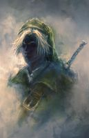 Link - Legend of Zelda series by AVallois