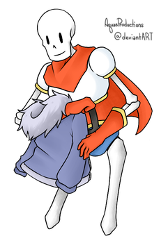 Undertale | Laundry by AquasProductions