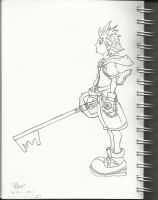 Kingdom Hearts by whoisdead