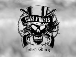 Guns-N-Roses by Seyan