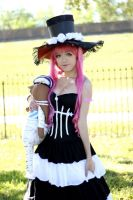 One Piece_ Perona Cosplay by Lycorisa