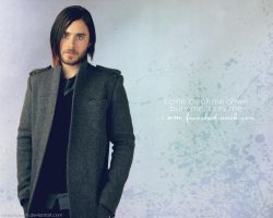 Jared Leto Background 2 by crazy-rodents