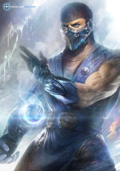 Sub-Zero by TamplierPainter