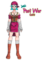 Post War Outfit by zoro4me3
