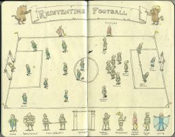 Re inventing football by MattiasA