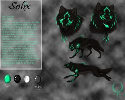Solix the soul guardian by MysticGaia