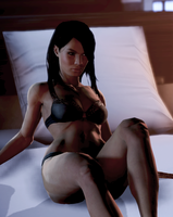 Ashley Williams Mass Effect 3 by winchester01