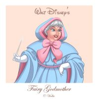 Fairy Godmother by Violla