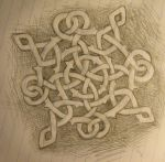 celtic knot thing by wilmuck