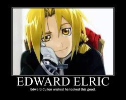 Edward Elric by Girgirl9999