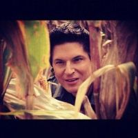 Zak in the cornstalks... by MJandGhostAdventures