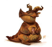 DAY 503. Kanto 115 by Cryptid-Creations