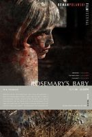 Rosemary's Baby_Poster by omni6us