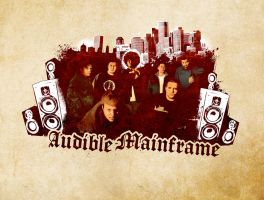 Audible Mainframe by Joey-Zero