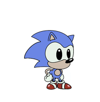 Little Sonic, Little Planet by funkyjeremi