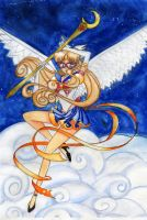 Eternal Sailor V by CraftacularCourtney